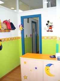 Guardería infantil para niños de 0 a 3 años en Vallecas