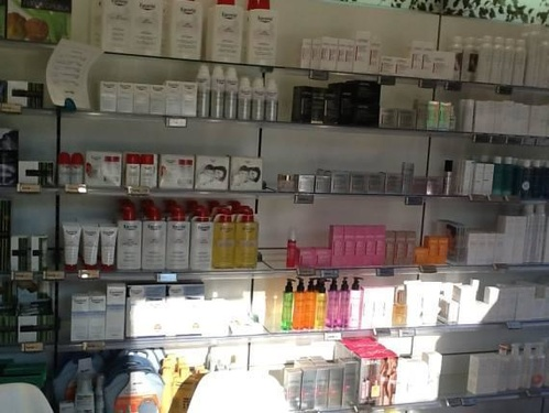 Farmacias dermatológicas Arganzuela, Madrid