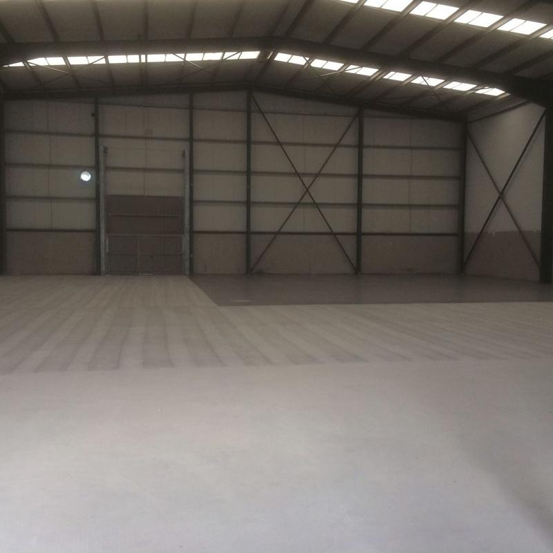 Pavimentos industriales: Productos y Servicios de Tepox Norte