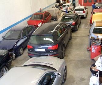 Pulido de faros.: Servicios de Auto Plancha Piera