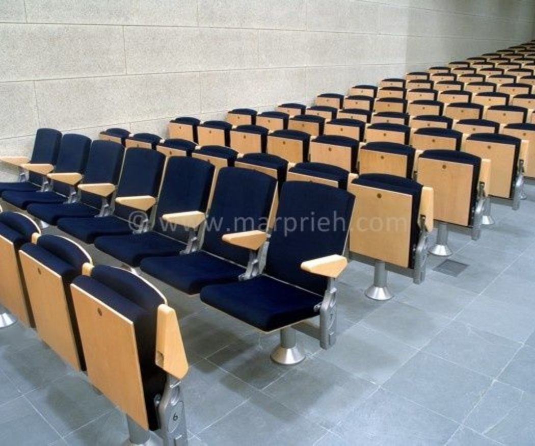 ¿Qué diferencias hay entre las butacas de teatro y las de auditorio?