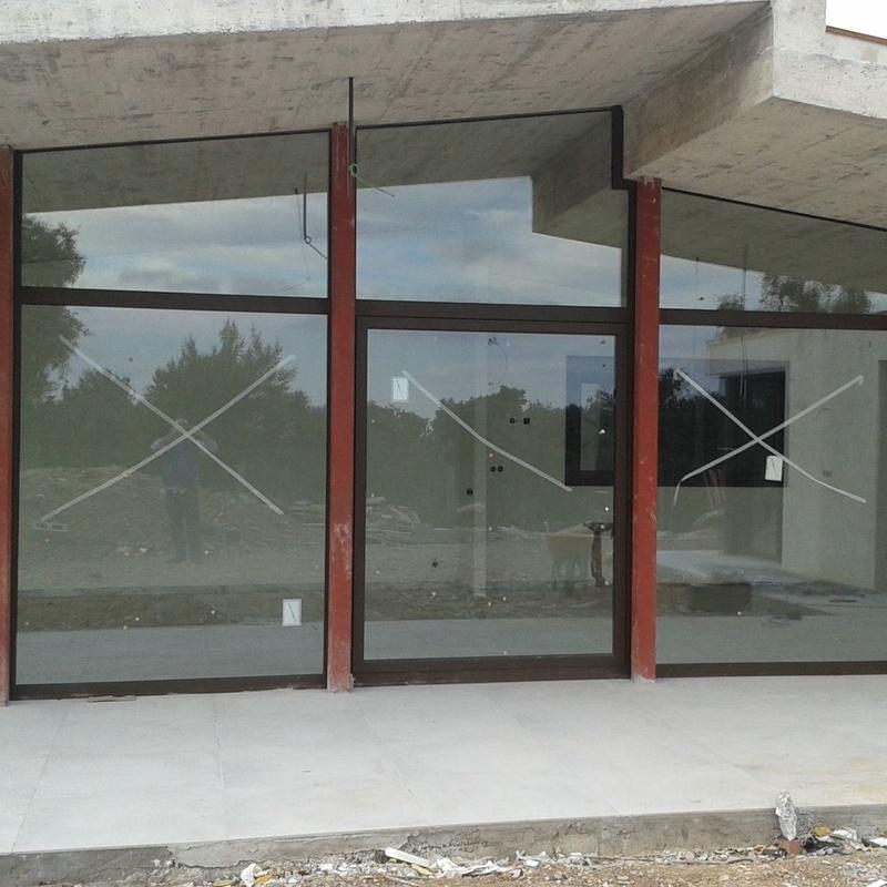 Carpintería de aluminio: Productos de Tancaments Finsar