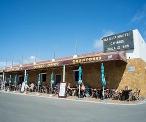 Exterior del Restaurante La Jaula de Oro