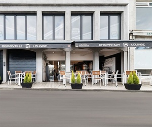 Proyecto de interiores de cervecería restaurante