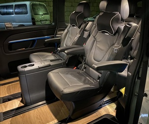 Taxi de alta gama y transfer 24 horas en Vigo