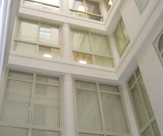 Falsos techos: Nuestros trabajos de Mogatro, S.L.