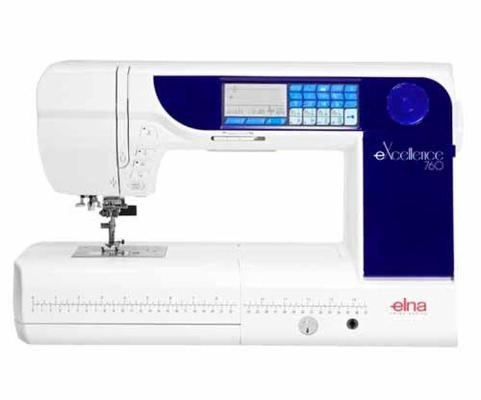 M Elna 760 Pro: Productos de J. Pujol