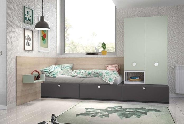 Juvenil JV_4: Muebles de Spais a Mida