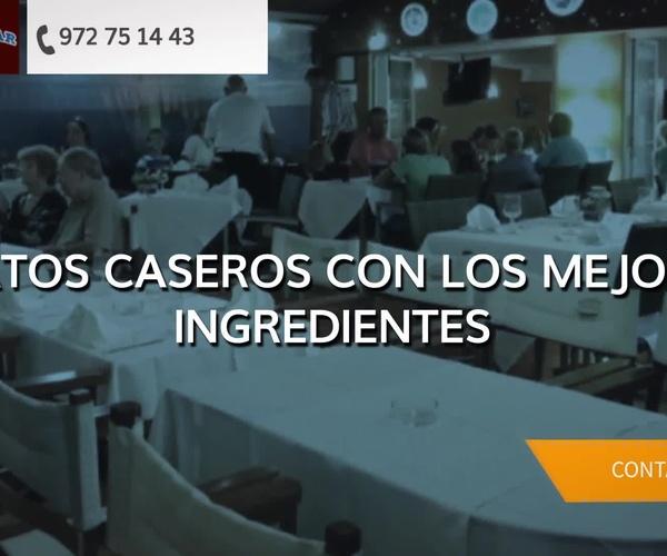 Restaurante en Torroella de Montgrí | Restaurant Rosamar