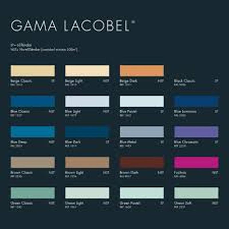 vidrio Lacobel