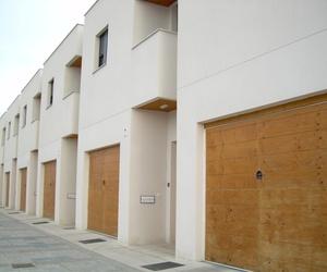Promoción de 7 viviendas realizada en Vitoria