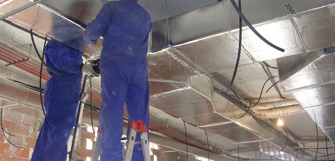 Reparación de aire acondicionado en Madrid norte