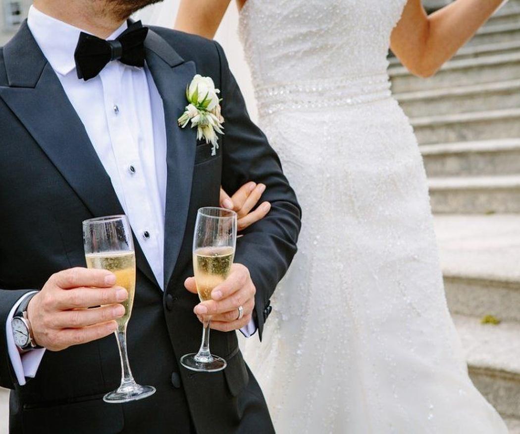 Las tendencias en trajes de novio para este año