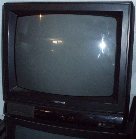 "TELEVISION 20"": MATERIAL  DE ALQUILER de Ana"