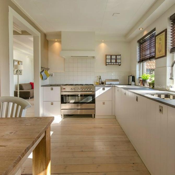 Lo que debes tener en cuenta a la hora de reformar tu cocina
