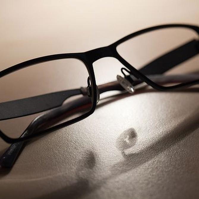¿Conoces las lentes progresivas?