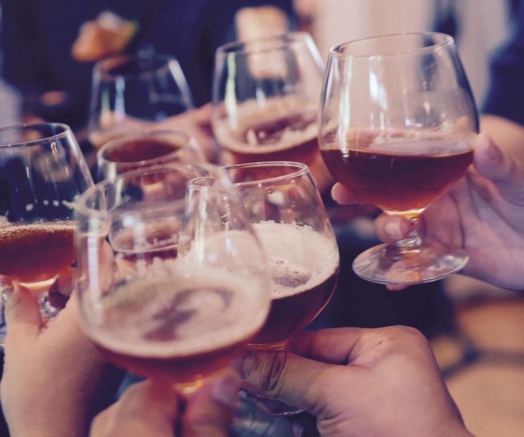 Síntomas de la intoxicación alcohólica