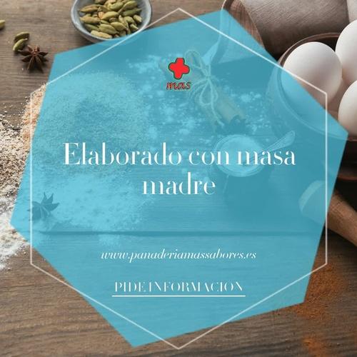 Pan horno de leña en Zaragoza | Más Sabores