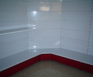 Panel perforado de Estampaciones Ruiz