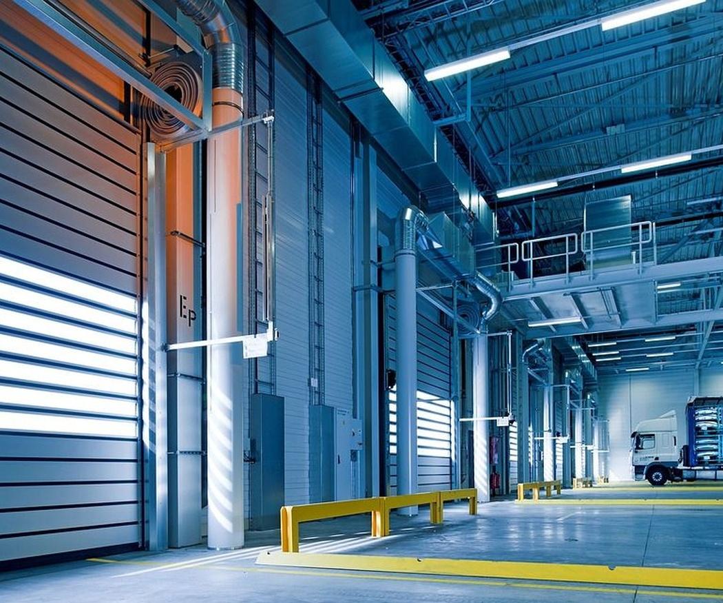 Las puertas automáticas industriales: tipos y usos