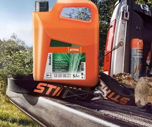 STIHL Combustibles, lubricantes y accesorios ORIGINALES