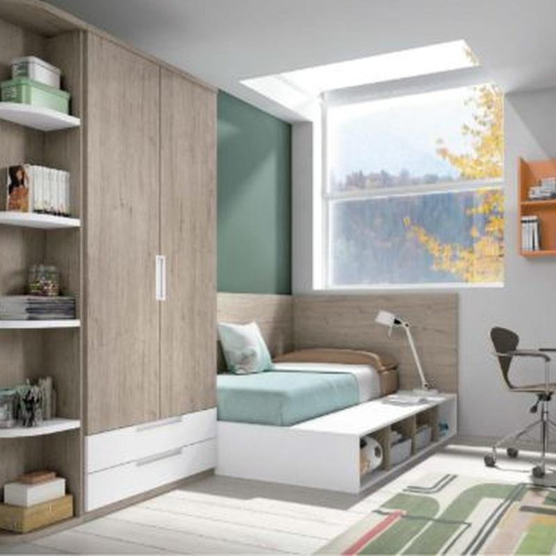 Habitación juvenil de estilo contemporáneo: Productos de Gemma Nature