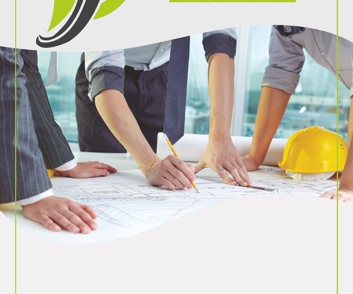 Edificación y construcción: Servicios de PROJUSA