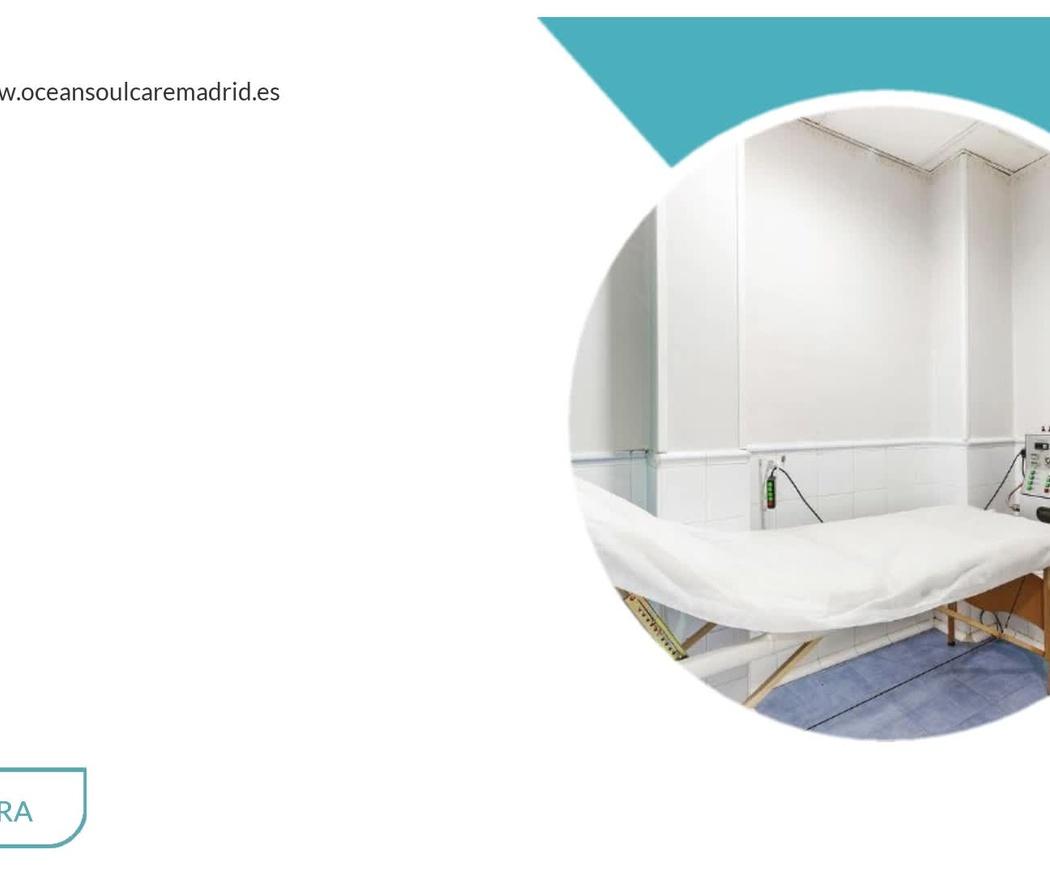Centro de belleza en Madrid Centro | Ocean Soul Care