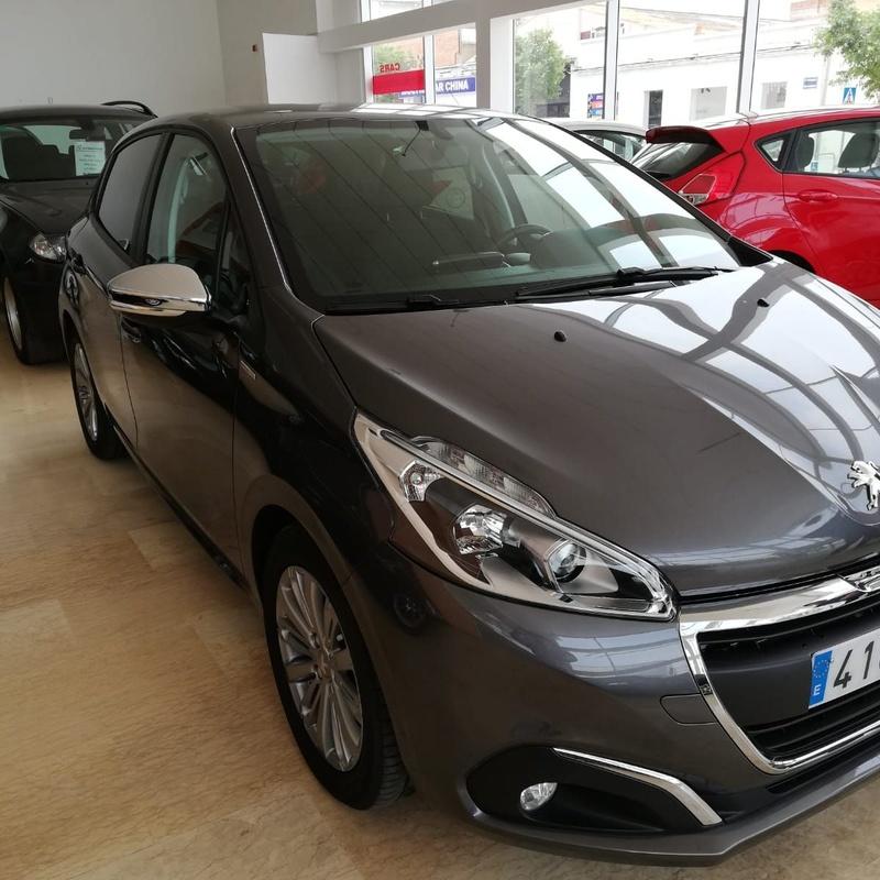 PEUGEOT 208 5P STYLE 1.6 BlueHDi 73KW 100CV 5p.: Nuestro Stock de Bon Cars