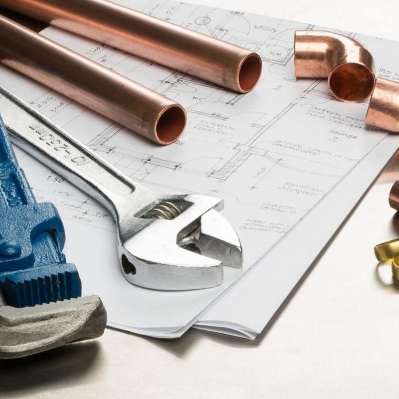 Reparación de tuberías: Servicios de Riegos Lebor