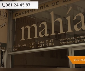 Ventanas de PVC en A Coruña | Mahía