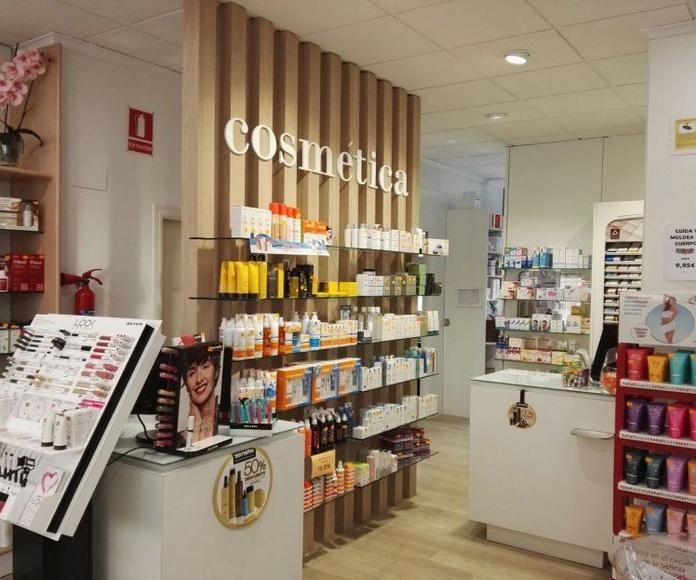 Cosmética Natural: Servicios de Farmacia Montroy