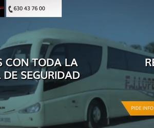 Alquiler de autobuses para bodas en Valencia | F.J.López Bus