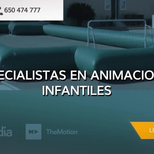 Animaciones infantiles en Alicante | Mar Espectáculos