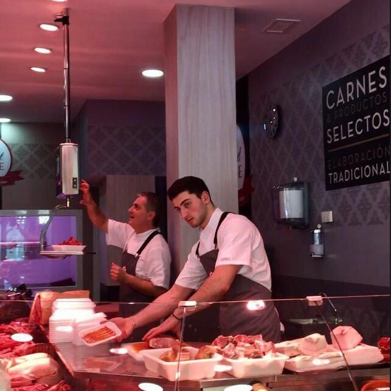 Carnes selectas: Productos de Gourmet Jorge