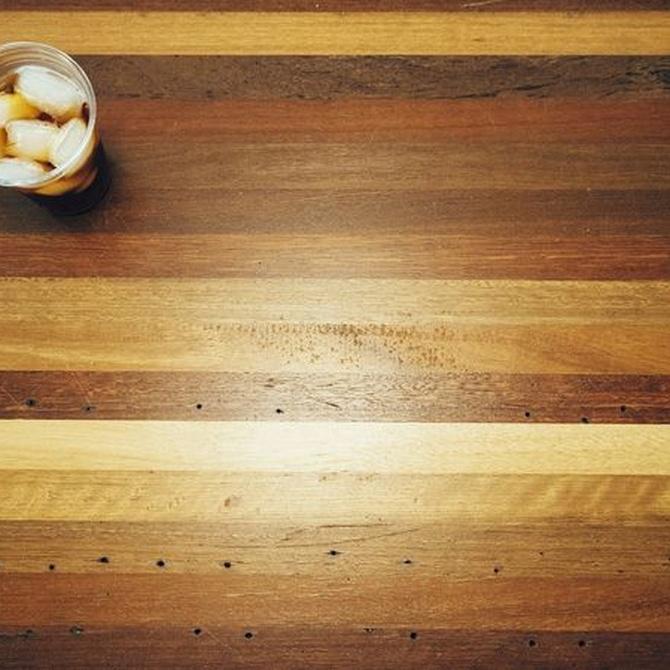 Escoger la madera para los muebles