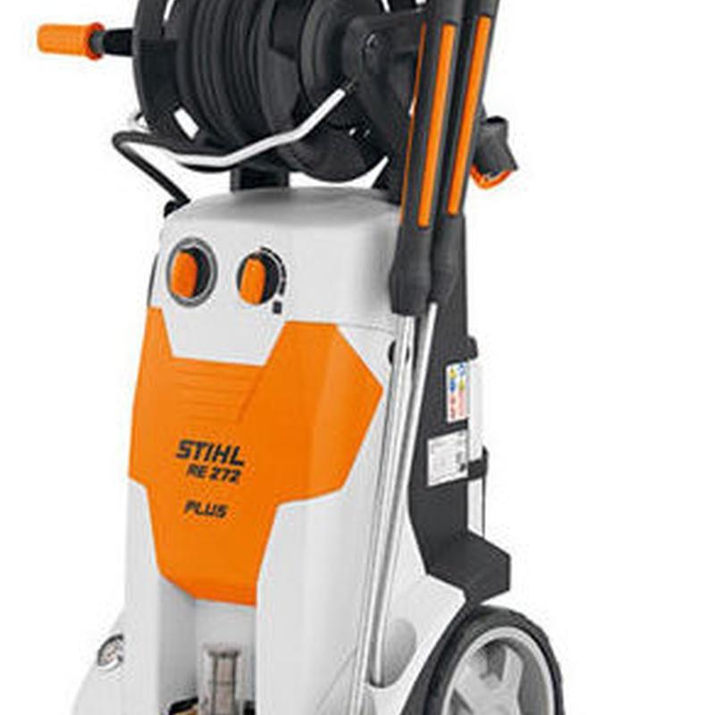 Hidorlimpiadora Stihl RE 271: Productos y servicios de Maquiagri