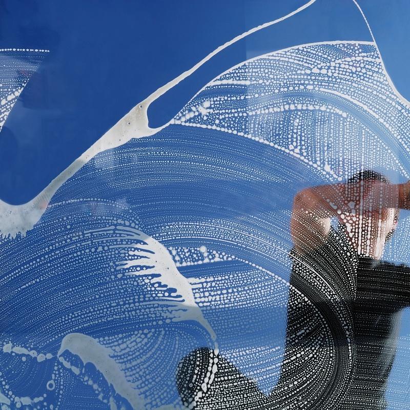 Limpieza de cristales: Servicios de Limpieza de Limpiezas Toñi