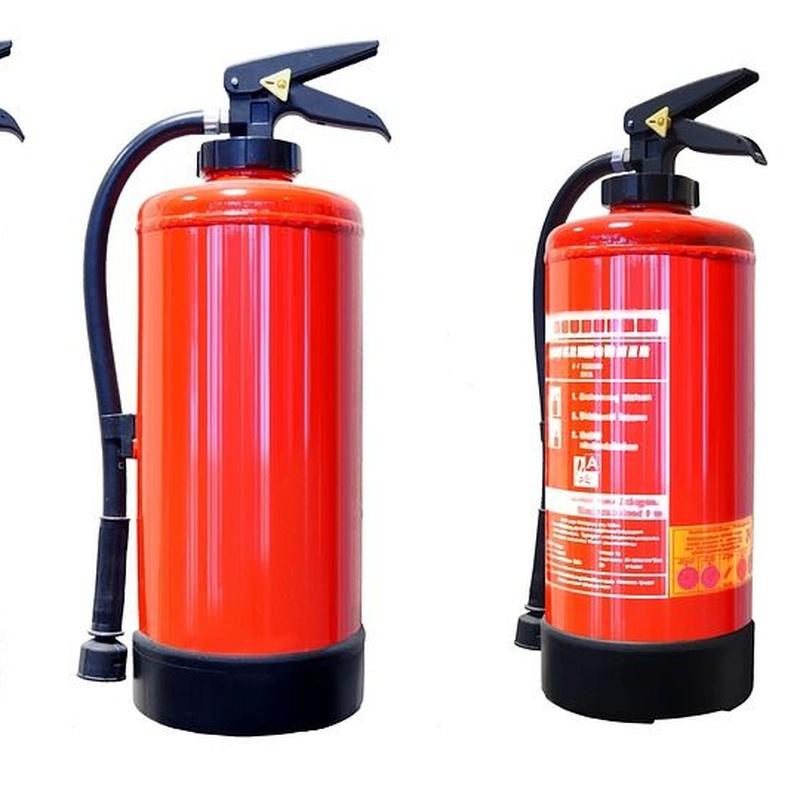 Material contra incendios: Servicios de Visufoc