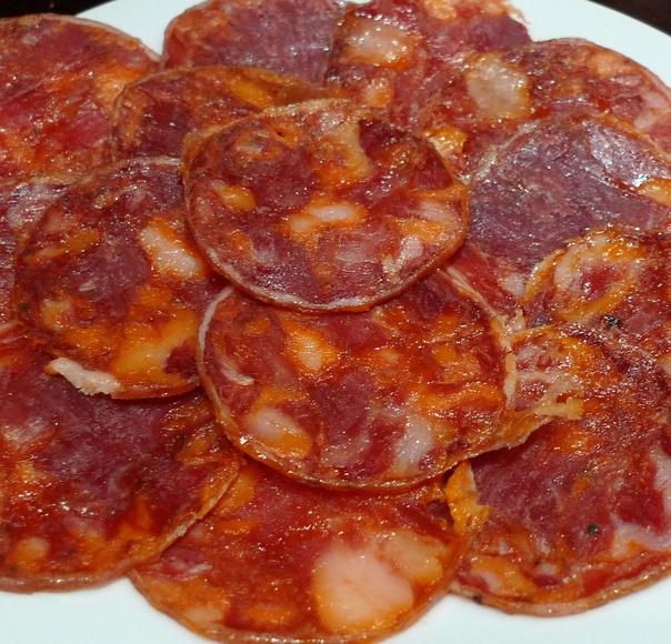 Chorizo curado: Productos de Embutidos Natalio Fernández