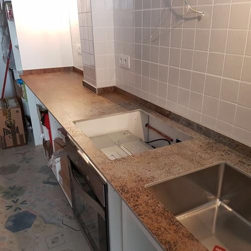 Encimeras de mármol para cocinas en Tarragona