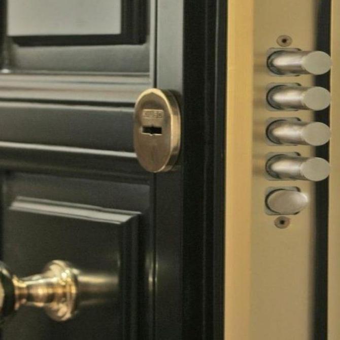 ¿Puerta blindada o acorazada?