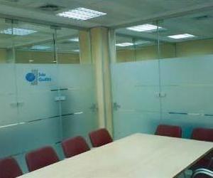 Mamparas oficina Madrid