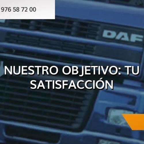 Recambios de vehículos industriales en Zaragoza | L.P. Recambios