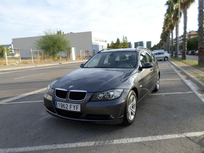 BMW 320 TOURING 177 CV AÑO 2008 145000 9700 €uros: Servicios de reparación  de Automóviles y Talleres Dorado
