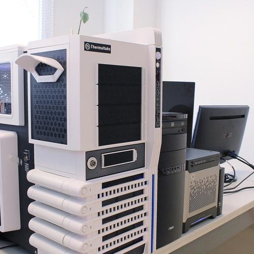 Disponemos de la última tecnología para el mantenimiento informático
