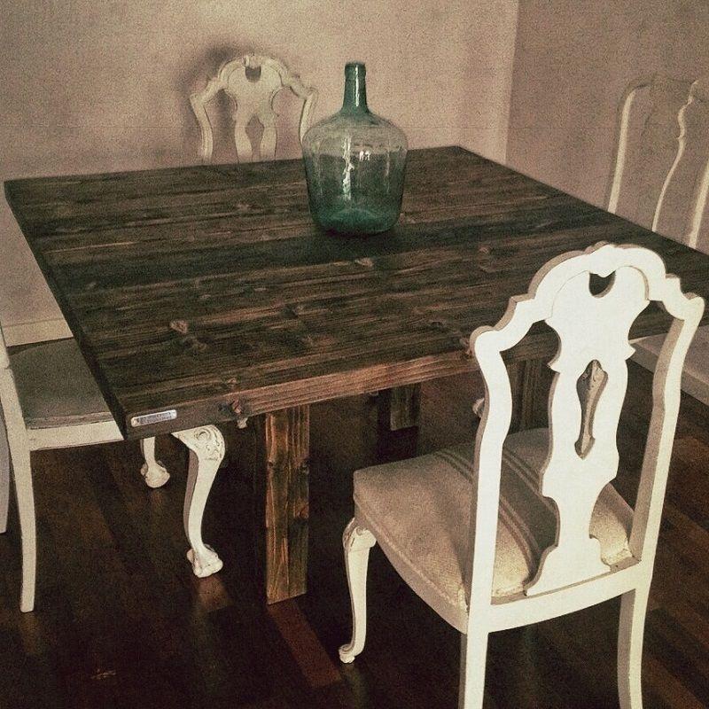 PFF. 054 · Mesa Fosk: Muebles de Paletto´s Furnature