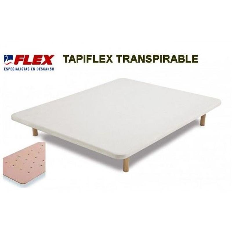 Tapiflex transpirable.