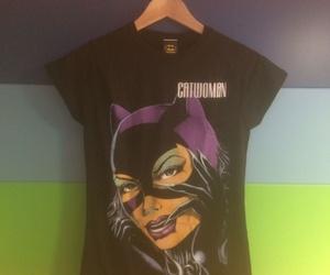Camiseta Catwoman