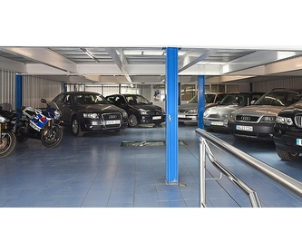 Taller instalador GLP: Productos y Servicios de L y J Auto